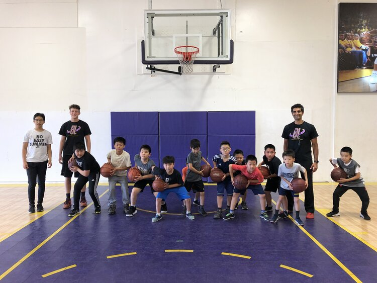 Shooting stars basketball grad 3 to 5